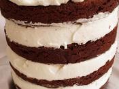 Naked cake chocolate frutos rojos