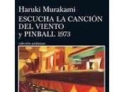 Escucha canción viento Pinball 1973. Haruki Murakami