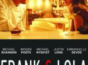 "Primer póster ""frank lola"", thriller michael shannon imogen poots"