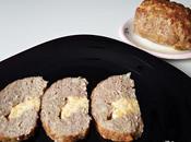 Rollo carne picada queso
