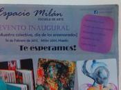 Exposición Colectiva Espacio Milán, Haedo Buenos Aires 2015