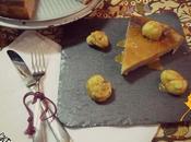 Cheesecake castañas