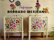 Inspiración Bordado Mexicano
