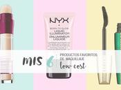 productos maquillaje cost favoritos