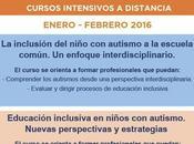 Gana beca completa cursos online Diagnóstico Integración Autismo