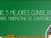 mejores consejos sobre Marketing Contenidos