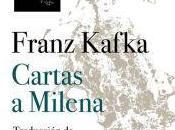 """""""Cartas Milena"""", Franz Kafka"""