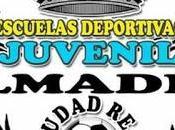 fútbol juvenil Almadén