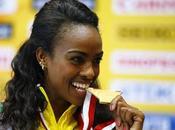 estadounidense Eaton etíope Dibaba, elegidos atletas
