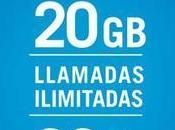partir diciembre vuelve SinFín 20GB datos temporada navideña