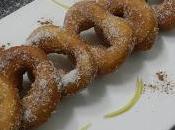 Rosquillas caseras gluten