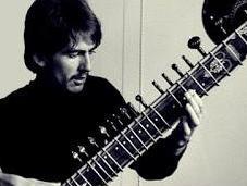 Años George Harrison.