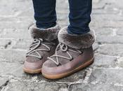Street style inspiration; après boots.-