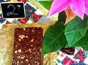 Turrón Chocolate Castañas para Reto Alfabeto dulce