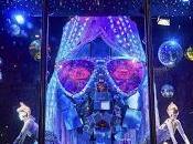 grandes almacenes británicos desvelan escaparates Navidad