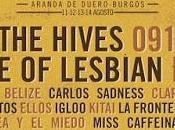 Sonorama 2016 suma Hives, Love Lesbian, Izal, Second, Delorentos, Miss Caffeina, Ellos, Kitai...