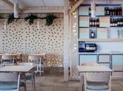 Diseño interior cafetería Aviv