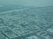 Szeged congelado desde aire
