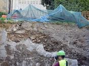 grupo arqueólogos halló puerta muralla Judería Toledo
