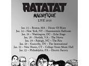 Ratatat prepara tour para 2016