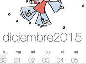 Calendario gratis diciembre apuntas?
