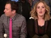 Adele Hello Jimmy Fallon
