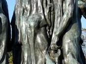 Detrás estatua: ¿quiénes burgueses Calais?