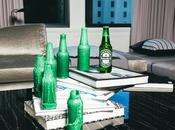Heineken transforma cervezas velas navideñas
