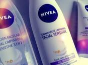 Nivea Sensitive, para pieles sensibles tanto.