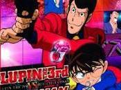 """""""Lupin Detective Conan: película"""" """"Duelo Tokio Corral"""""""