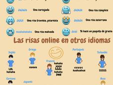 formas expresar risa Internet ¿Con cuál identificas