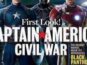 """capitan america"", ""pantera negra"" ""iron man"" nueva portada exclusiva entertainment weekly"