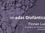 Florian Luca coloquios ICMAT-UAM