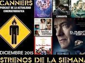 Estrenos Semana Diciembre 2015 Podcast Scanners