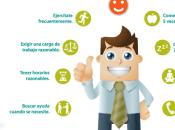 Riesgos psicosociales, organización trabajo estrés