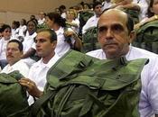 Gobierno cubano prepara salida médicos Venezuela