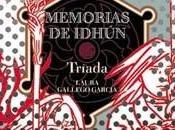 Reseña: Memorias Idhún Tríada, Laura Gallego García.