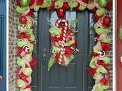 Cómo decorar navidad guirnaldas mallas
