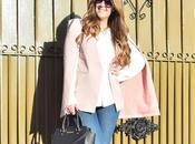 Pink special blazer