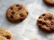 Cookies avena chocolate
