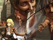 Attack Titan tiene fecha salida Japón