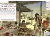 Asentamientos medio rural durante Bajo Imperio romano: Villae Carpetanas