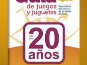 Guía juegos juguetes 2010-2011
