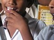 Ordenadores solares para niños India