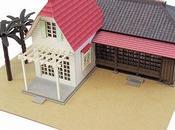 casa vecino Totoro', ahora miniatura