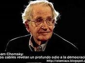 "Chomsky: cables WikiLeaks revelan ""profundo odio democracia…"""