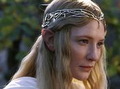 Cate Blanchett estará películas Hobbit´