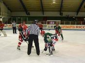 Hockey Hielo: Aramón Jaca volvió golear Anglet domicilio 2-10.