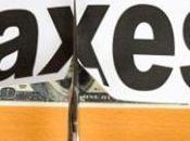 Estados Unidos, crónica reducción impuestos anunciada