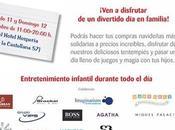 Domingo Senasacional Mercadillo Fundación Aladina. hasta 20:00 hrs. Imagenes animada jornada ayer.